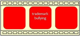 trademark bullying video graphic