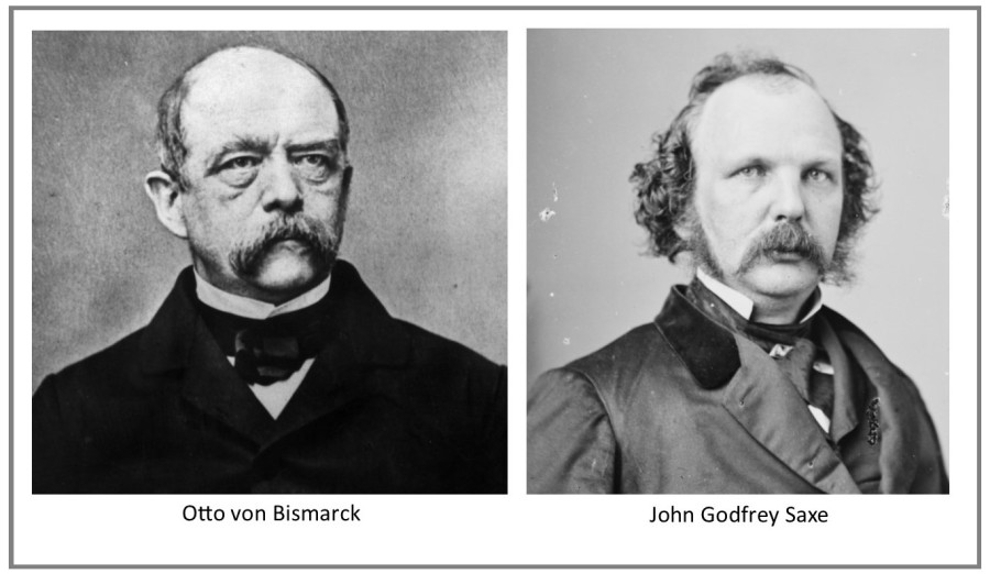 bismarck and saxe